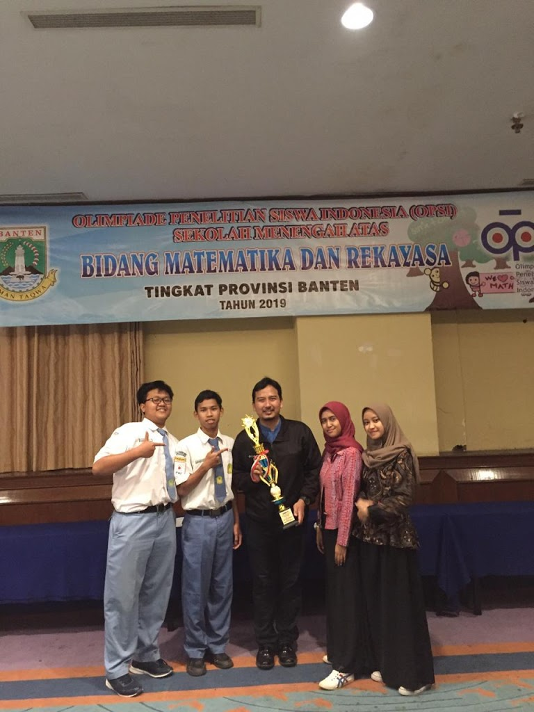 OPSI FLS2N TINGKAT PROVINSI BANTEN TAHUN 2019