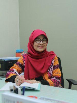 Dra. Endang Hanimah, M.Pd