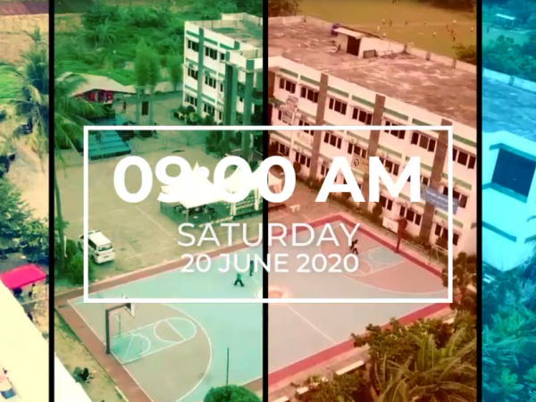Perpisahan Daring Peserta Didik Kelas XII Angkatan VI SMAIT Raudhatul Jannah Cilegon Tahun 2020 dalam Situasi Pandemi Covid-19
