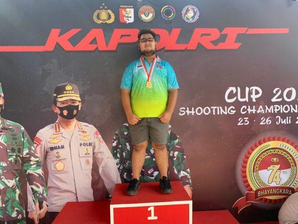 """Peserta Didik SMAIT Raudhatul Jannah Cilegon Meraih Juara 1 dalam """"Kapolri Cup Level 2"""" HUT POLRI Ke-74"""