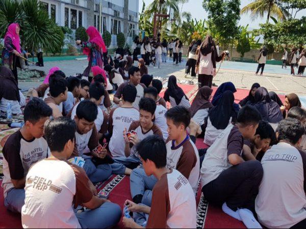 Kegiatan Pembelajaran Tahun Pelajaran 2020/2021 di SMAIT Raudhatul Jannah Cilegon