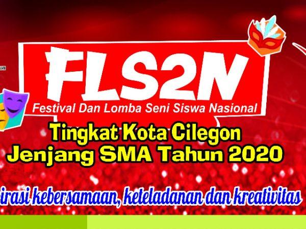 Prestasi Peserta Didik SMAIT Raudhatul Jannah Cilegon dalam FLS2N Tingkat Kota Cilegon Tahun 2020